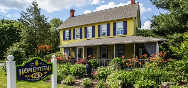 9. The Homestead at Rehoboth Bed and Breakfast, Rehoboth