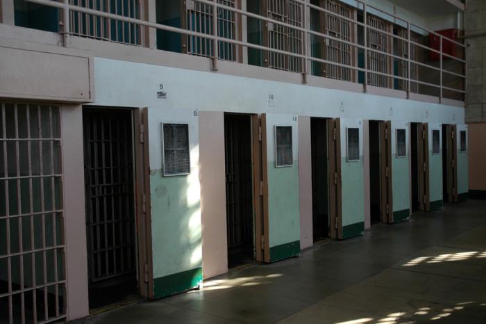 3. Escape from Alcatraz