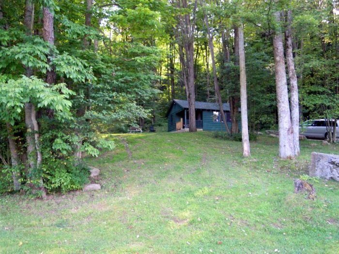 4. Allegany State Park Campground, Salamanca