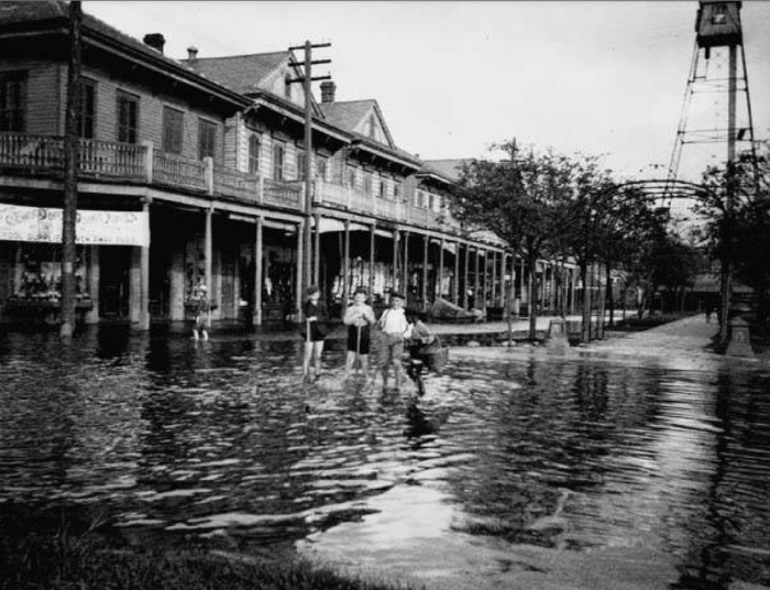 New Orleans Electricity History