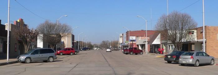 1. Alma, Harlan County