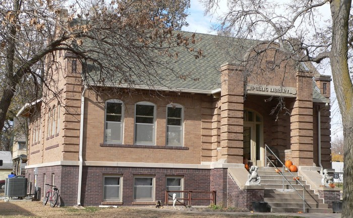 alma library