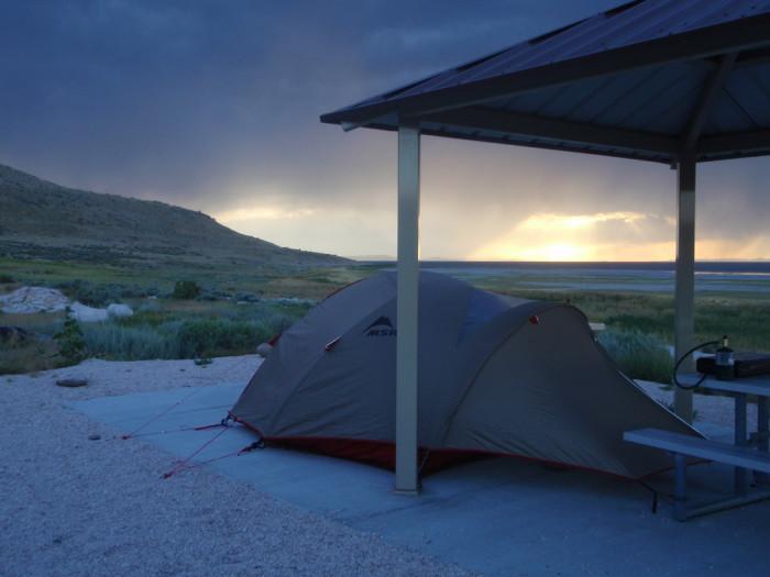 3. Antelope Island