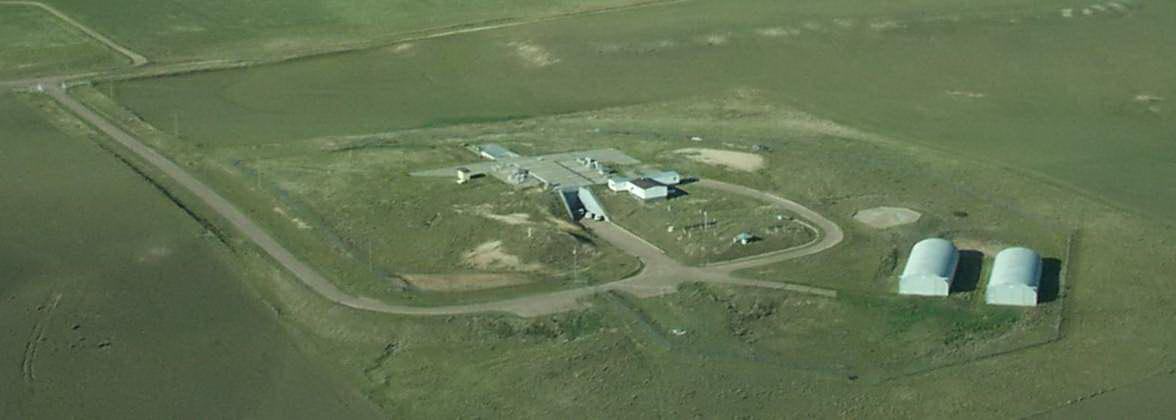 The Hidden Home Buried Under a Field in Nebraska
