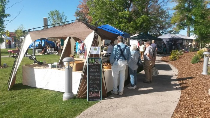 20. Ashley Valley Farmers Market, Vernal