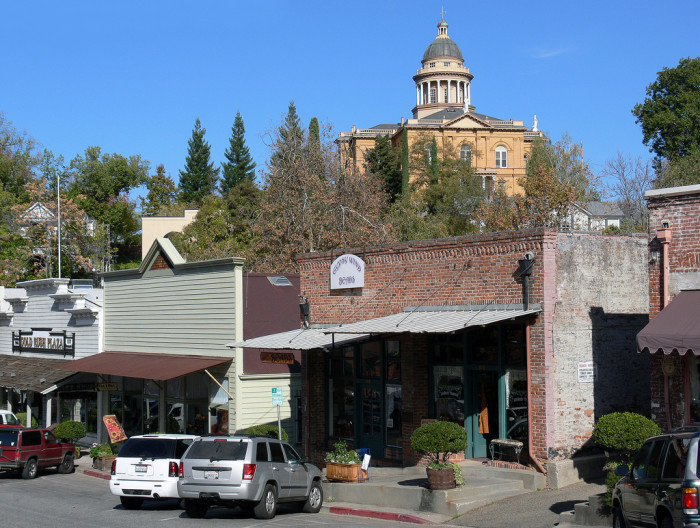 9 ghost towns in northern california for Small towns in northern california