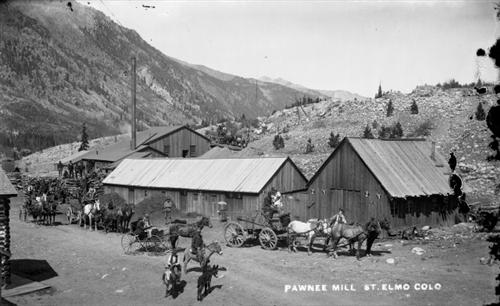 Pawnee Mill (c. 1885)