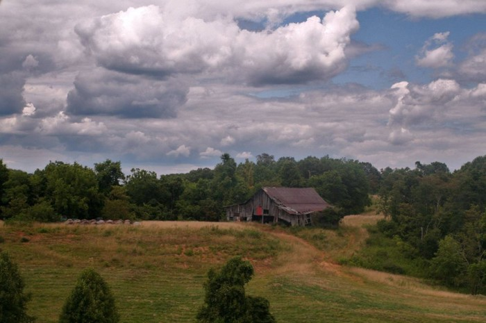 11 Beautiful Old Barns In West Virginia