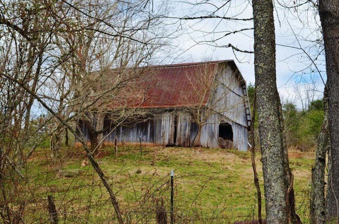 9. Old barn In Jackson County