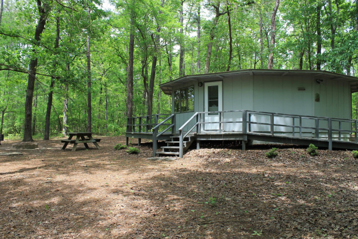7. Barnwell State Park - 223 State Park Rd, Blackville, SC 29817