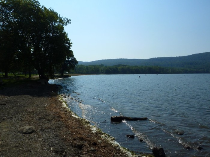 4. Glimmerglass State Park Campground, Cooperstown