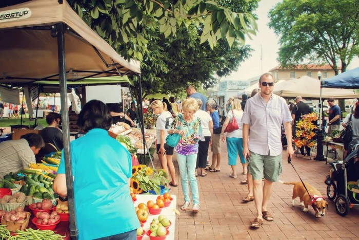 9. Bentonville Farmers Market