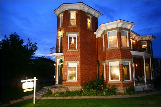 5. The Edgar Olin House Bed and Breakfast (Pueblo)