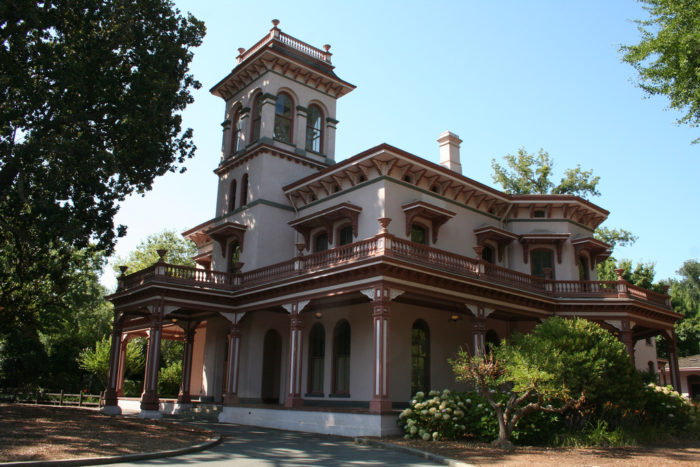 6. Bidwell Mansion, Chico