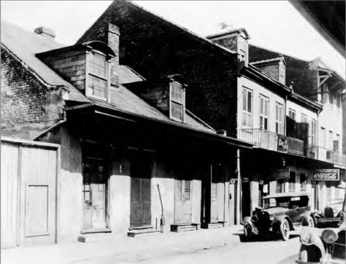 bourbon street the joint