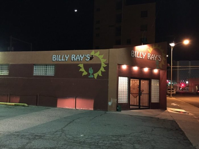 3. Billy Ray's Restaurant & Lounge, 118 E 3rd Street, Roswell
