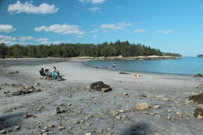 1. Birch Point Beach State Park, Owls Head