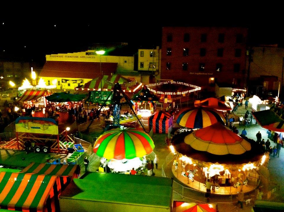 West Virginia Food Festivals