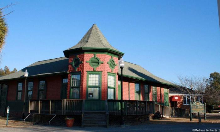 3. Blackville, SC - the Town of the Phoenix.