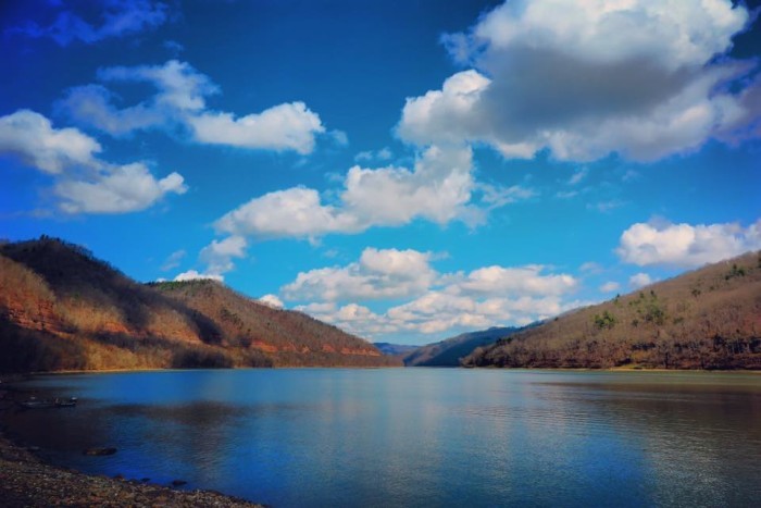 3. Bluestone Lake