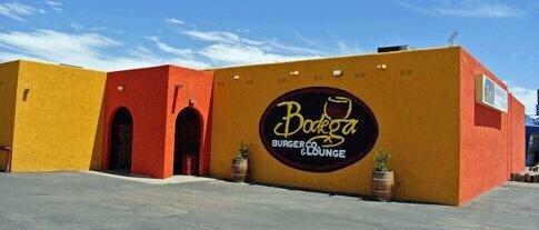 6. Bodega Burger Co & Lounge,  606 N California Street, Socorro