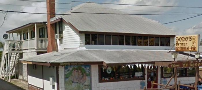 7. Bodo's German Restaurant & Pub - 407 8th Ave N, Myrtle Beach, SC 29577