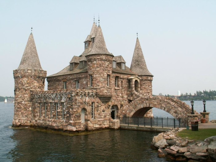 8. Boldt Castle, New York