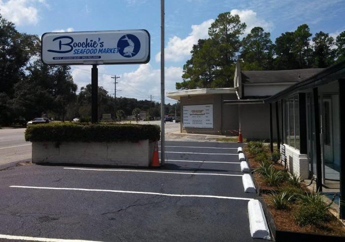 8. Boochie's Seafood Market in Walterboro (900 S Jefferies Blvd)