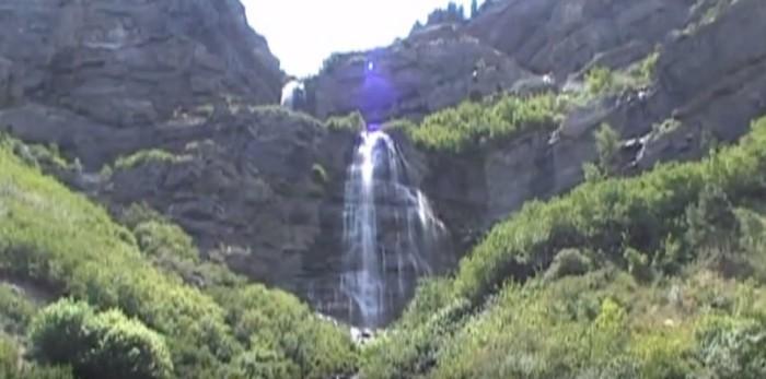 3. Bridal Veil Falls