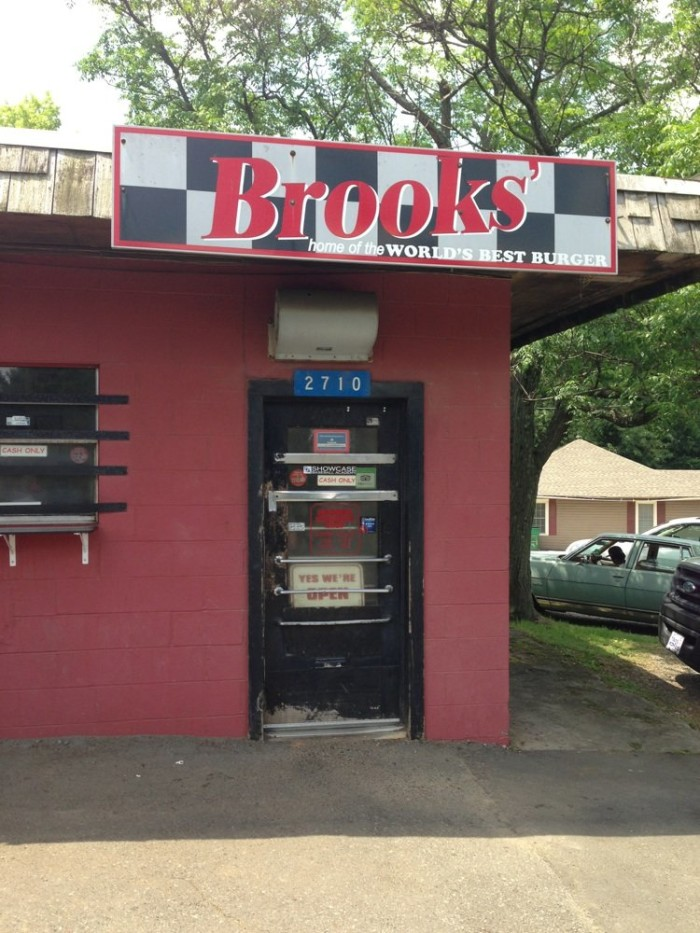 8. Brooks' Sandwich House, Charlotte