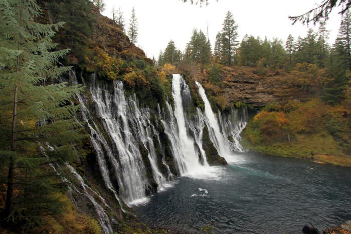 4. Burney Falls
