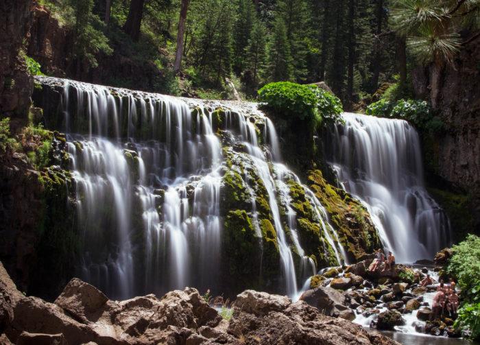 3. Burney Falls