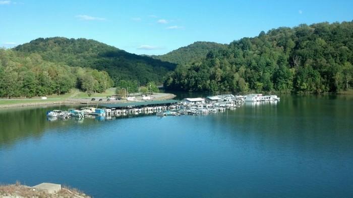 2. Burnsville Lake
