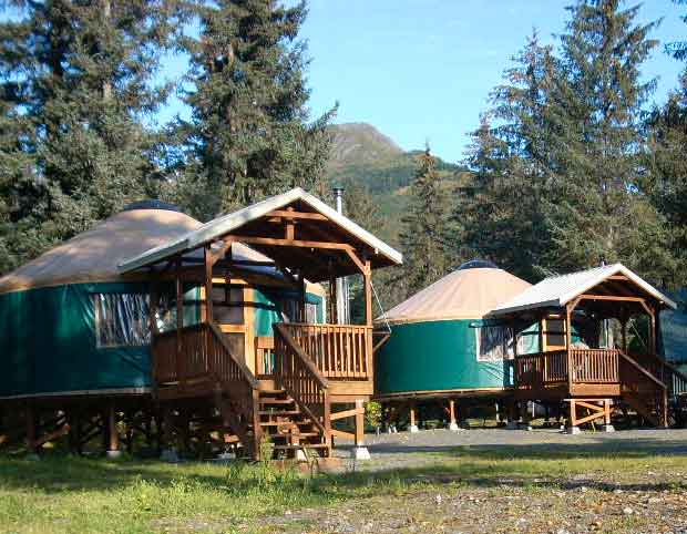 10 Luxury Camping And Glamping Resorts In Alaska