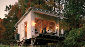 This Unique Cabin In West Virginia Will Give You An Unforgettable Experience