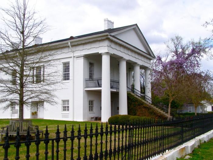 5. Camden, SC - Classically Carolina