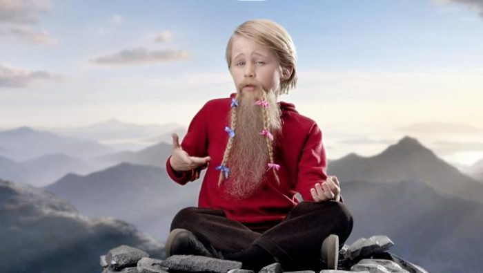 14. Even our kids' beards need their own zip codes...