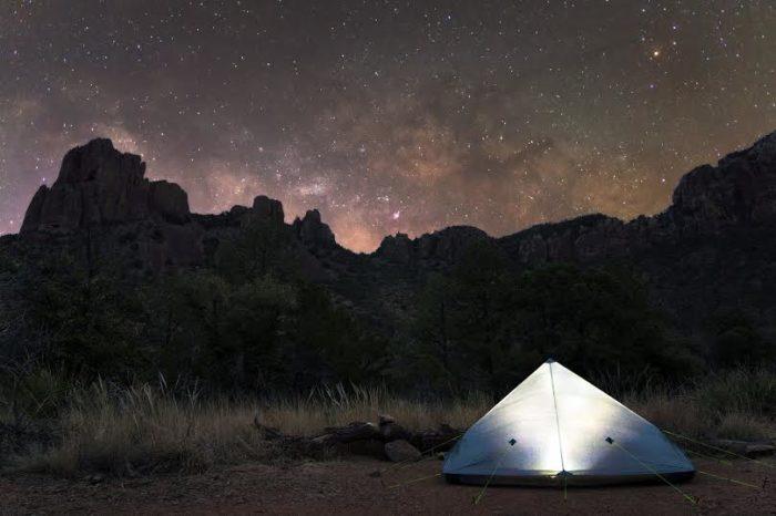 4. Camping at Big Bend