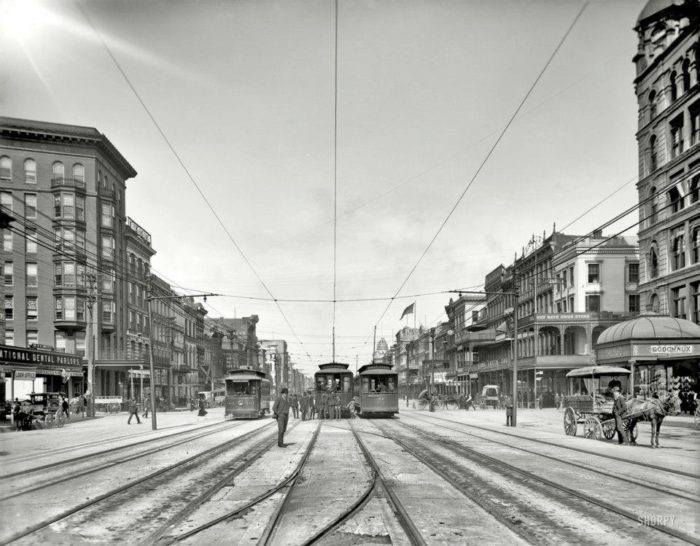 5) Canal St., 1907