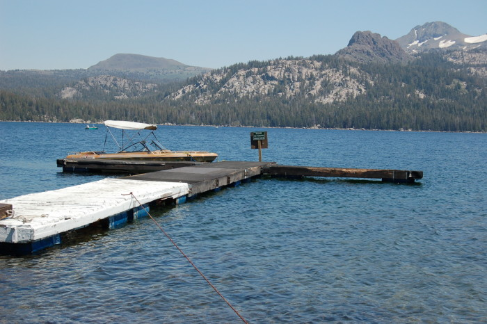 12. Caples Lake, Kirkwood
