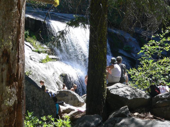 11. Carlon Falls, Groveland