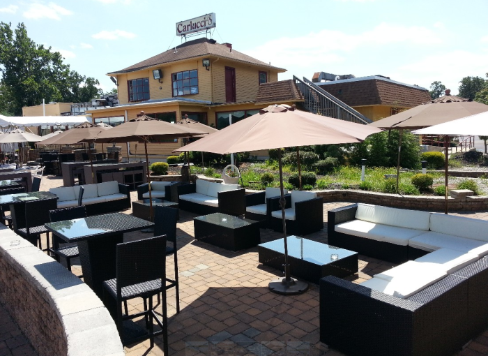 9. Carlucci's Waterfront Grill, Mount Laurel