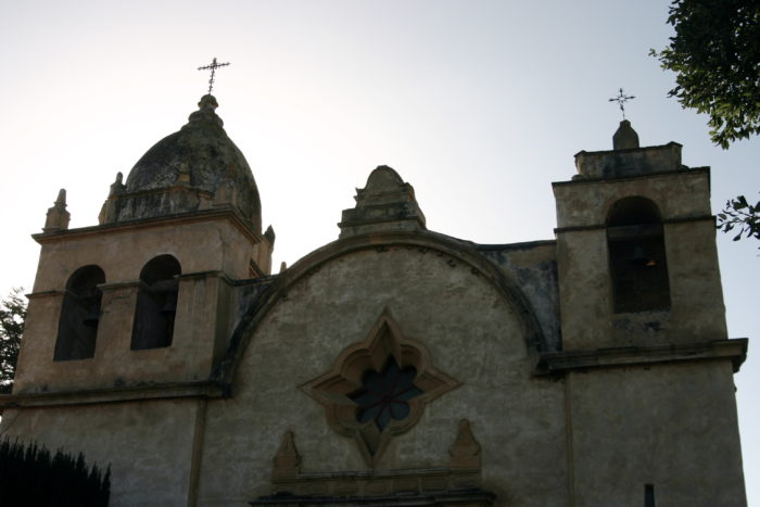 7. The Mission at Carmel