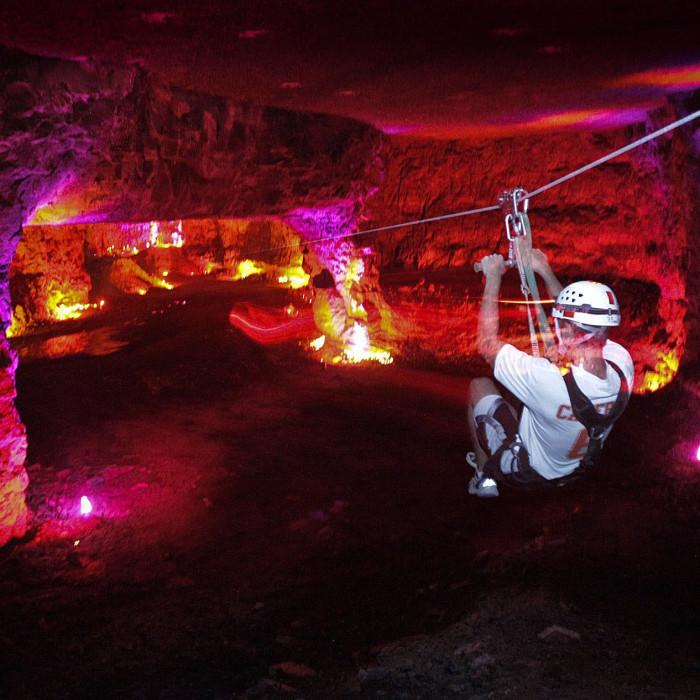 5. Mega Cavern, Kentucky
