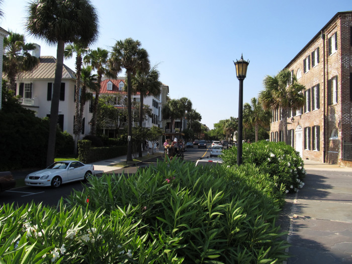 1. Charleston, SC - The Holy City or the Land of the Big Sweetgrass Basket