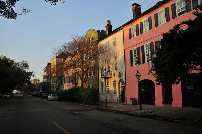 12. Charleston, SC - The Ashley and the Cooper Rivers