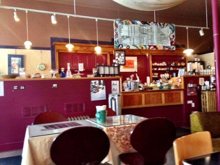 7. Sweetwater Coffee, Dillon