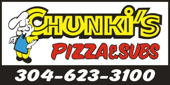 4. Chunki's Pizza, Clarksburg