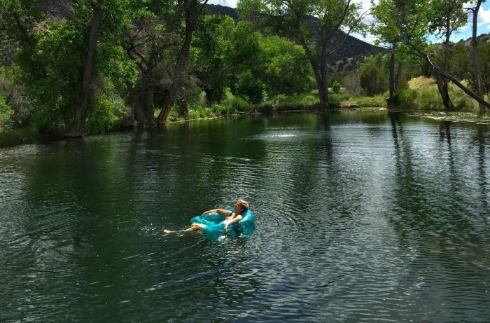 City Of Colorado Springs >> 7 Refreshing Natural Swimming Holes In New Mexico