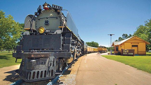 3. Cody Park Railroad Museum, North Platte